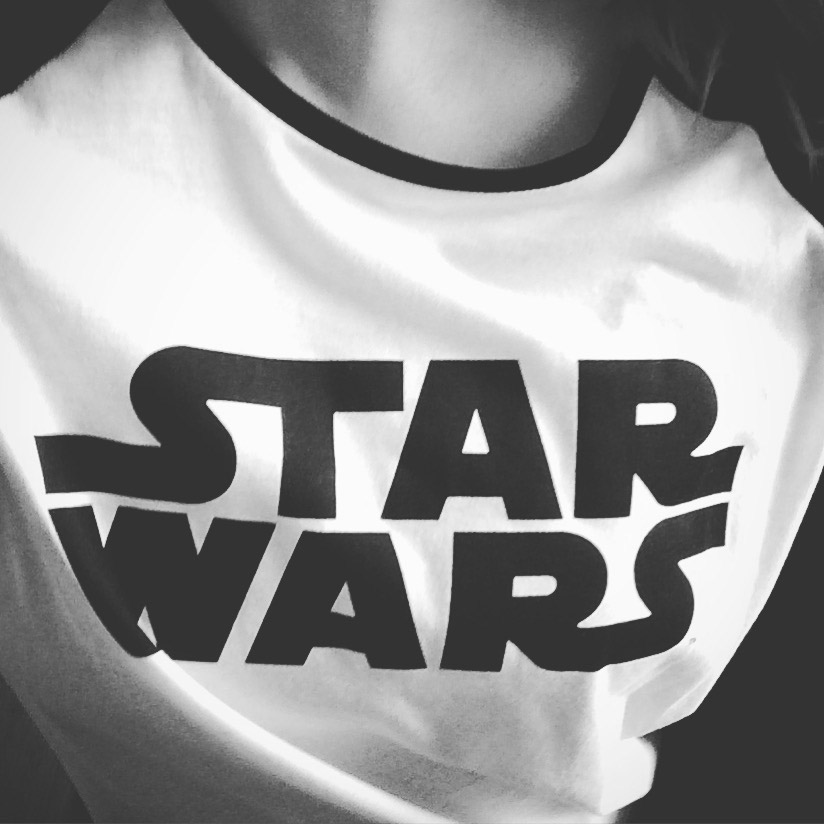 Star wars raglan