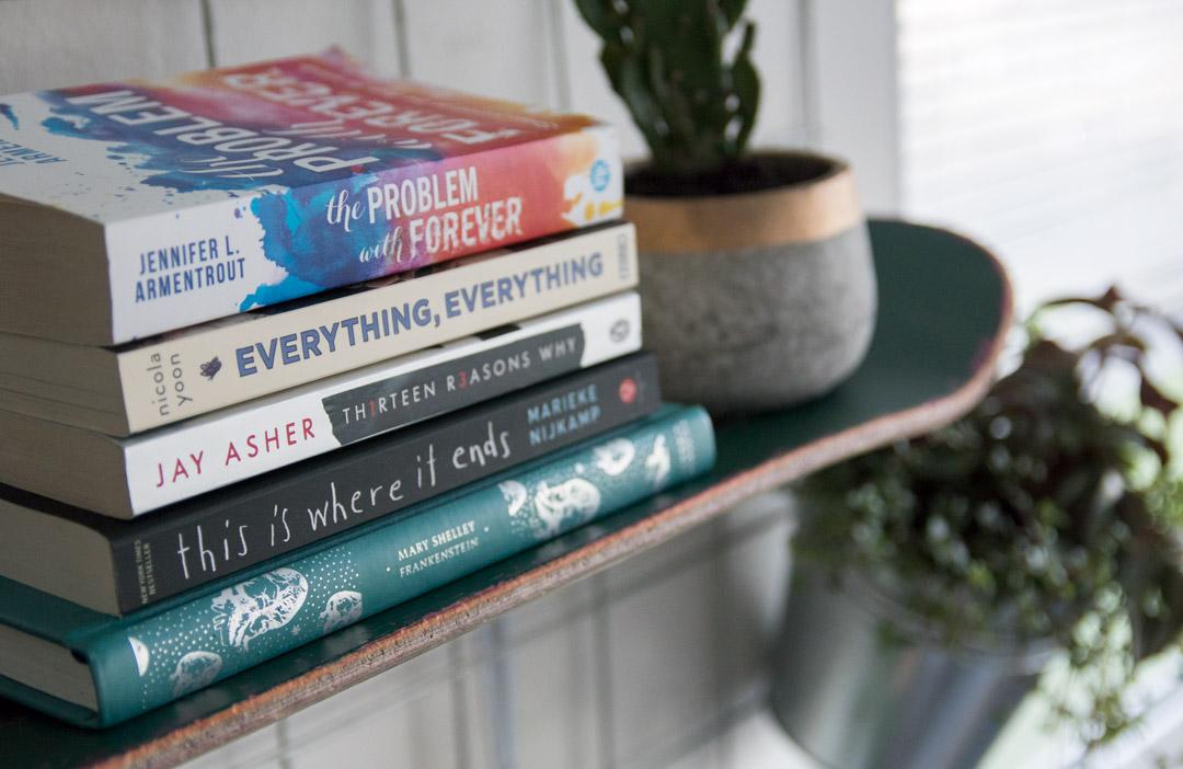 uitgelezen, reading challenge, boeken